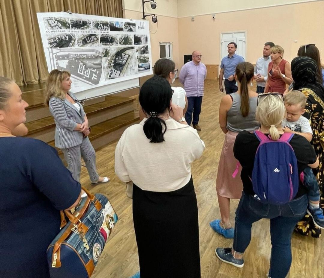 #ДобрыхВзрослыхБольше: в Солнечном обсудили планы по строительству реабилитационного центра